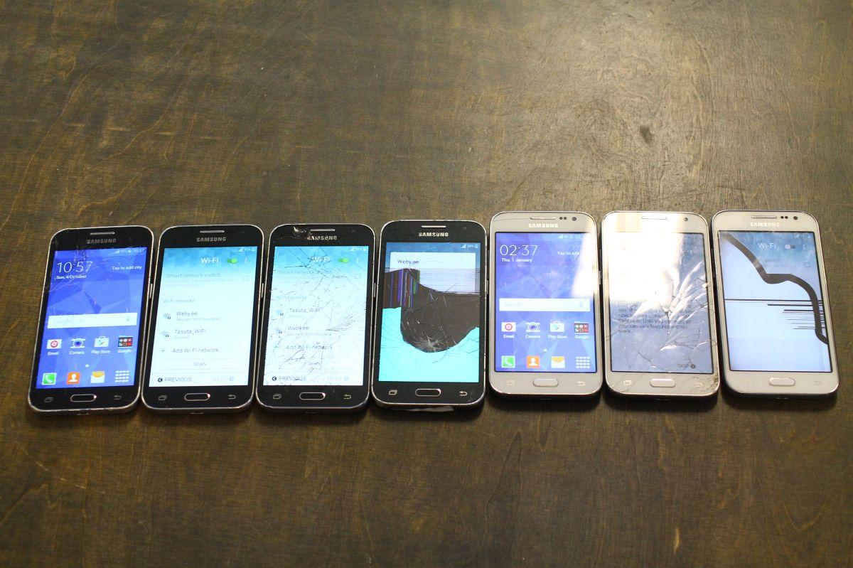 fc76c4ed6b3 13 Mobiiltelefonid Samsung Galaxy Grand Prime 7tk. Kasutatud vigastustega  mobiiltelefonid ...