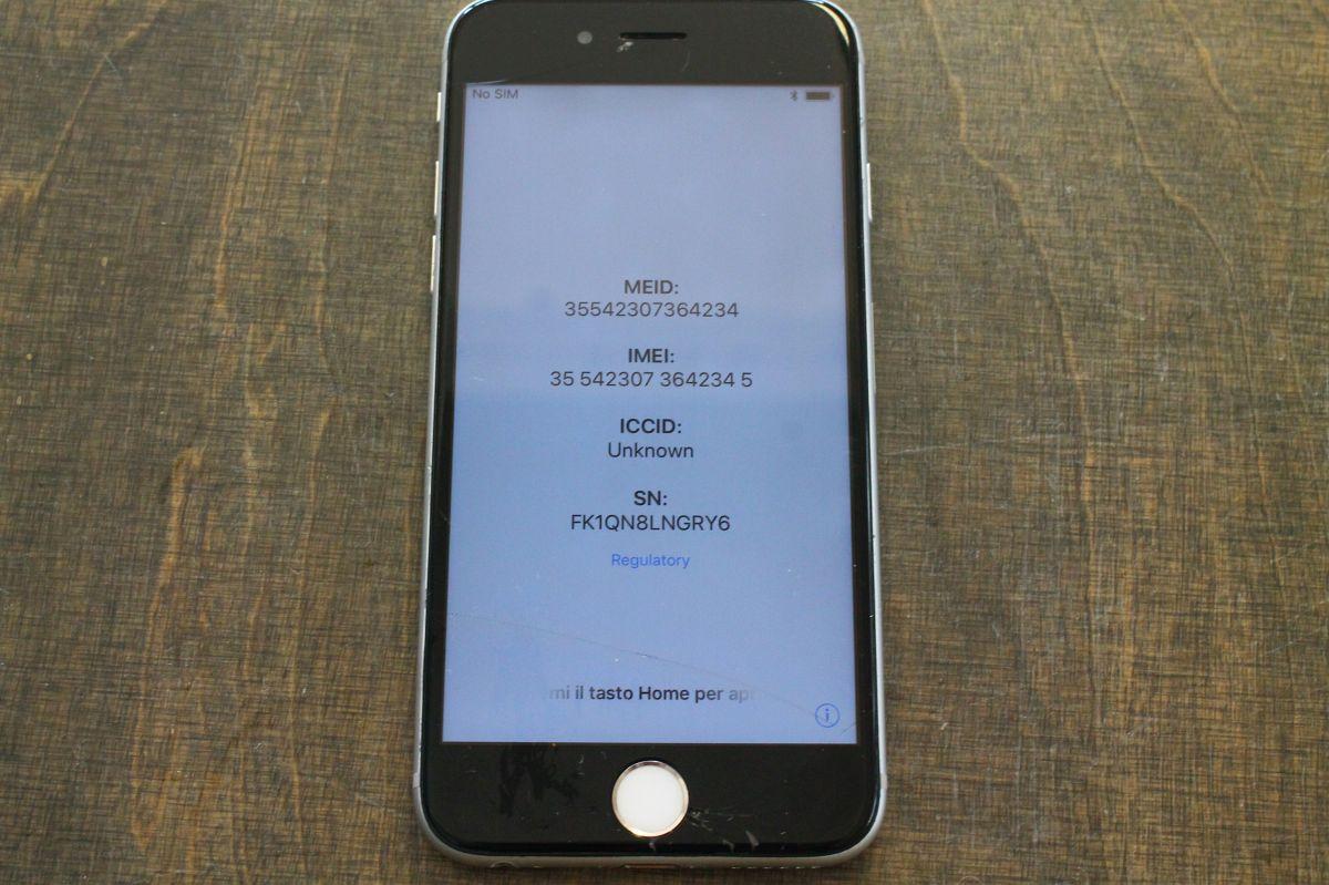 2194d72dc0e 6 Iphone 6S. Kasutatud katkise ekraani ja ...